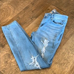 Refuge ripped jeans